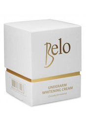 IntimateWhitening.com | Belo Underarm Whitening Cream Review