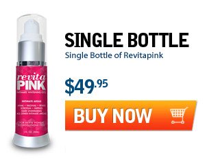 revitaPINK Single Bottle